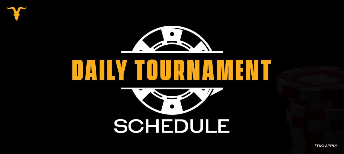 DAILY TOURNAMENT | BLITZPOKER