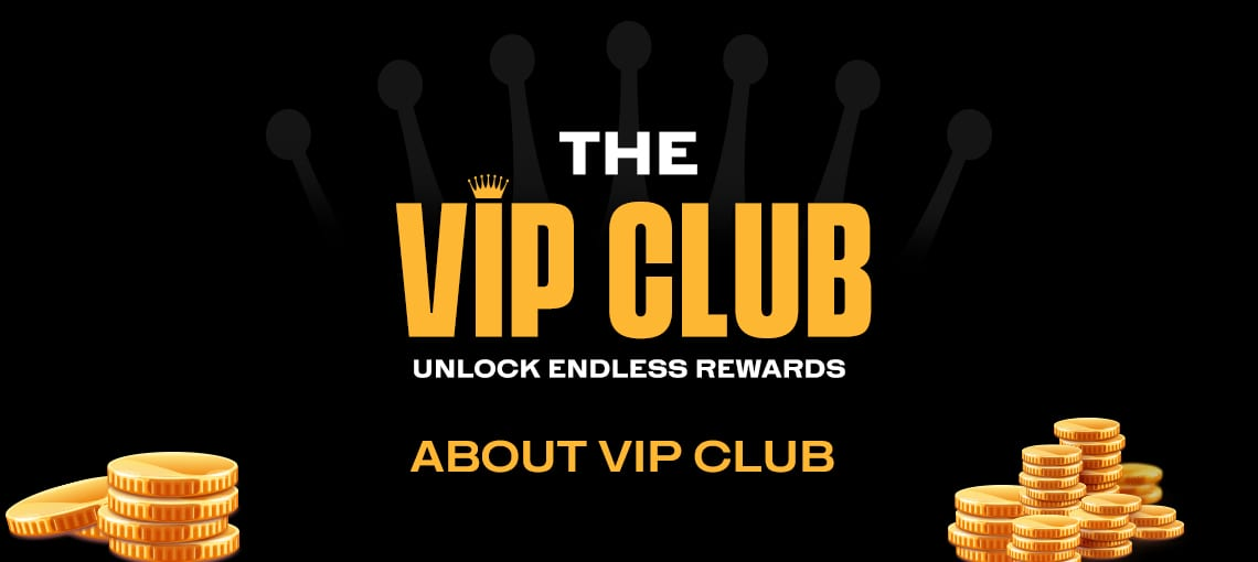 THE VIP CLUB Rewards - BlitzPoker