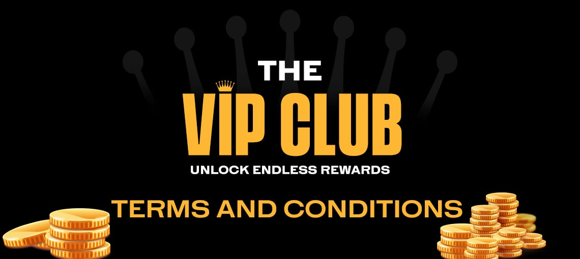 THE VIP CLUB TERMS AND CONDITIONS - BlitzPoker