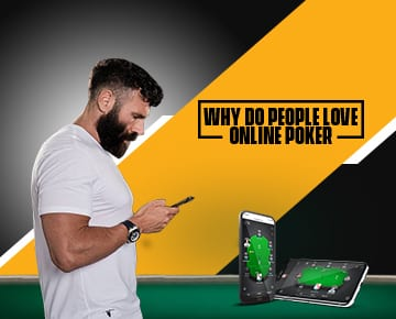 WHY DO PEOPLE LOVE ONLINE POKER BLITZPOKER