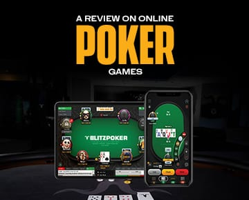 A Review on Online Poker Games BLITZPOKER
