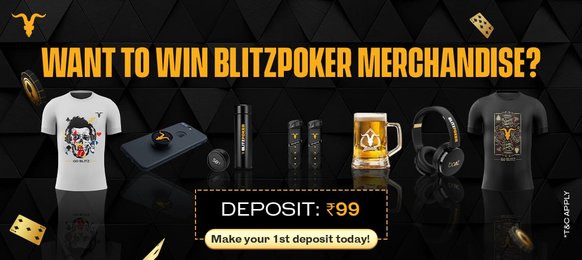 SPECIAL FTD OFFER|BLITZPOKER