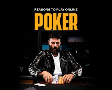 Reasons to Play Online Poker BLITZPOKER