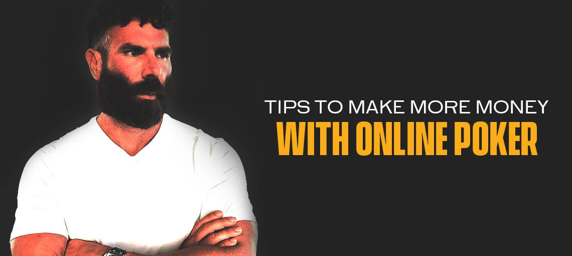 TIPS TO MAKE MORE MONEY WITH ONLINE POKER|BLITZPOKER