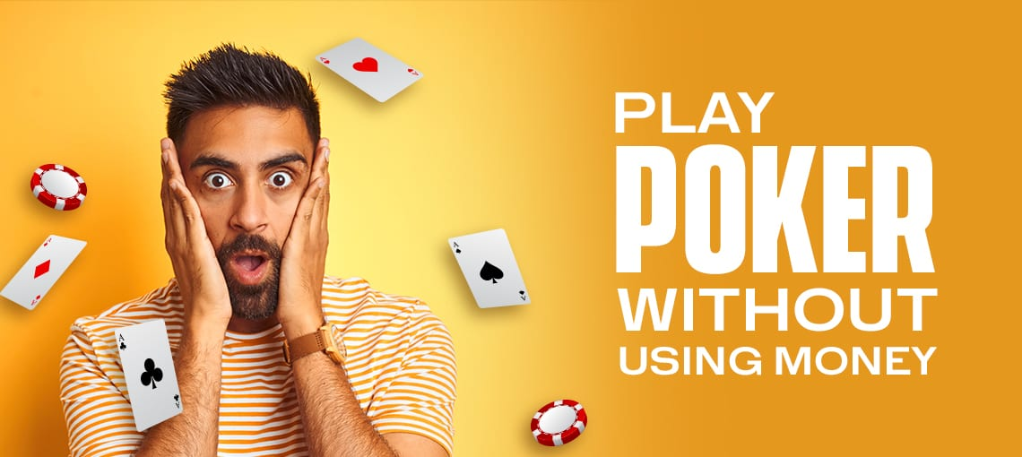 Play online Poker Without Using Money|BLITZPOKER