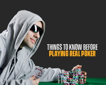 Things To Know Before Playing Poker For Real Money BLITZPOKER