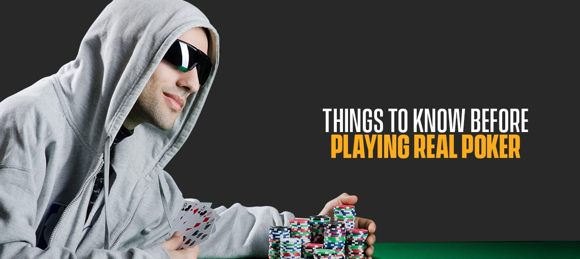 Things To Know Before Playing Poker For Real Money|BLITZPOKER