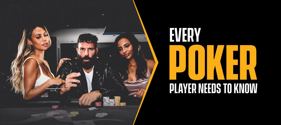Every poker player needs to know|BLITZPOKER