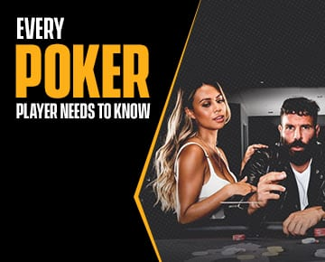 Every poker player needs to know BLITZPOKER