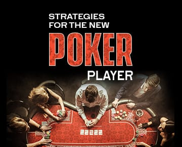 Strategies For The New Poker Player   BLITZPOKER