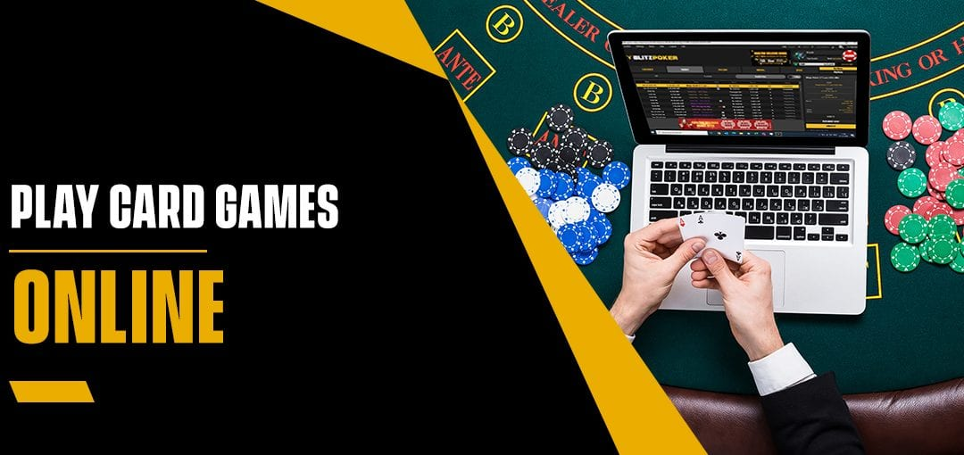 Play Card Games Online – Best Poker Games Available Online