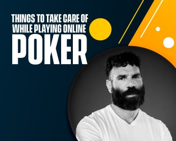 THINGS TO TAKE CARE OF WHILE PLAYING POKER BLITZPOKER