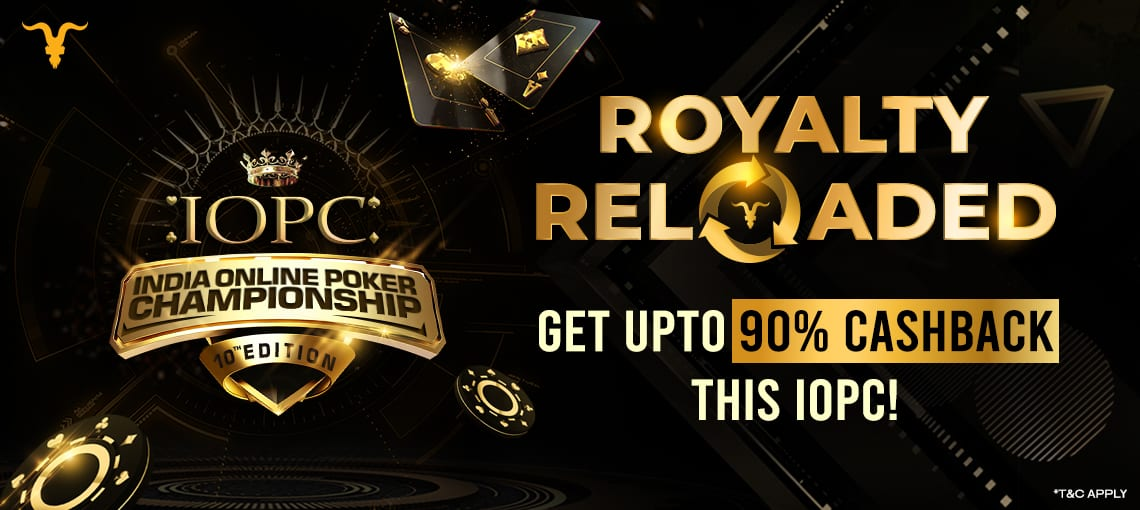 ROYALTY RELOADED | BLITZPOKER