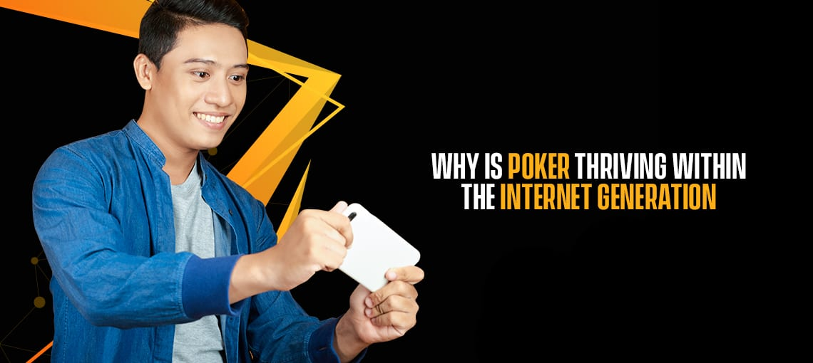 Why is poker thriving blog | blitzpoker